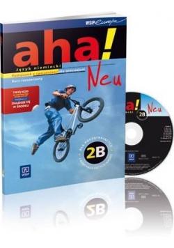 AHA! 2B Neu podr CD Gratis ZR w.2011N WSiP