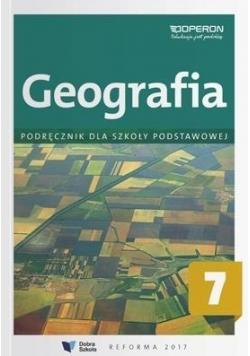 Geografia SP 7 Podręcznik OPERON