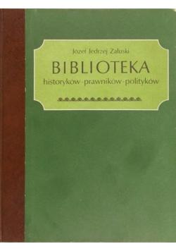Biblioteka historyków-prawników-polityków,  1832 r., reprint
