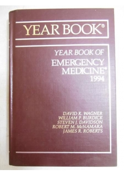 Year Book of Emergency Medicine, 1994
