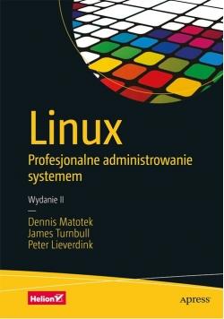Linux Profesjonalne administrowanie systemem