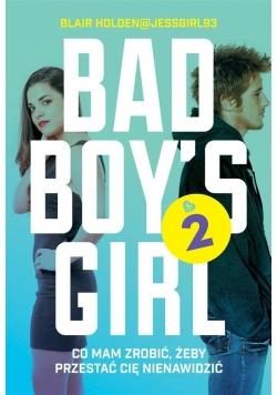 Bad Boy's Girl T.2, nowa