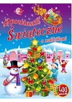 Opowiastki świąteczne z naklejkami