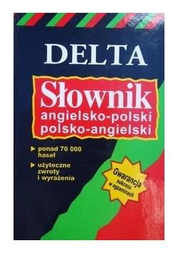 Słownik angielsko - polski, polsko - angielski