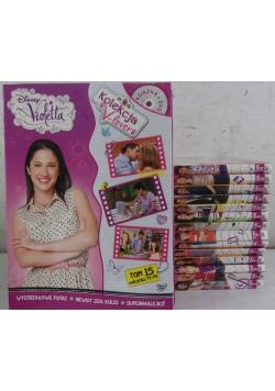 Violetta, zestaw 15 płyt CD