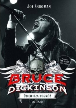 Bruce Dikinson. Dziewicza podróż
