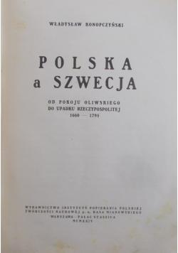 Polska a Szwecja, 1795r.