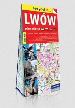See you! in... Lwów 1:10 000 plan miasta