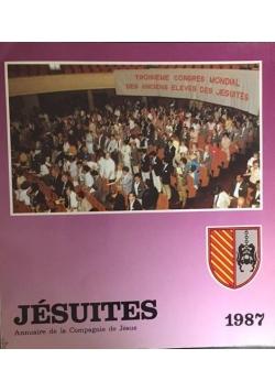 Jesuites. Annuaire de la Compagnie de Jesus  1987