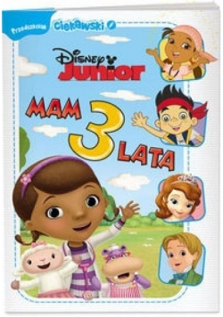 Mam 3 lata - Disney Junior