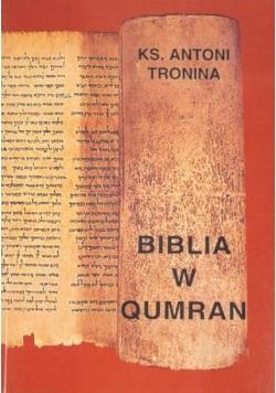 Biblia w Qumran