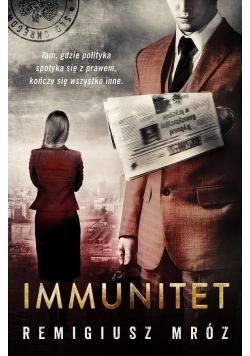 Immunitet, autograf autora