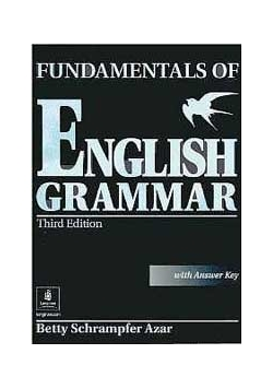 Fundamentals of English Grammar, third edition