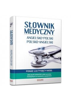 Słownik medyczny ang-pol, pol-ang EDGARD