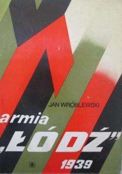 """Armia """"Łódź"""" 1939"""