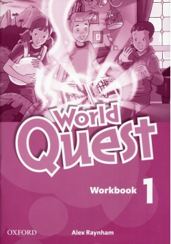 World Quest 1 Workbook