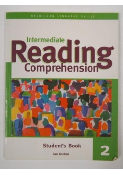 Intermediate Reading Comprehension: Student's Book 2