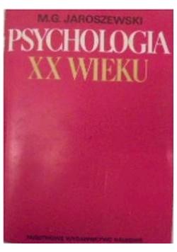 Psychologia XX wieku