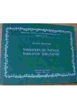 Sarmatydy albo Satyry