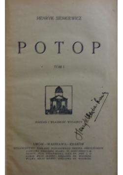 Potop, Tom I-III, ok. 1920r.