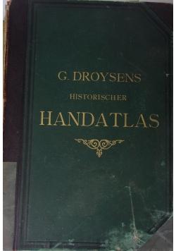 Historischer Handatlas, 1988 r.