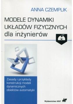 Modele dynamiki układów fizycznych dla inżynierów z płytą CD