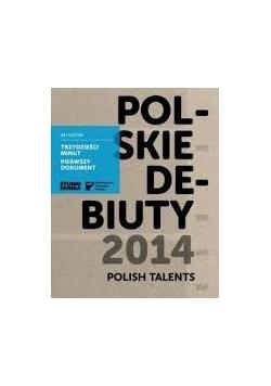 Polskie debiuty 2014, DVD