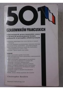 501 czasowników francuskich