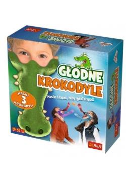 Głodne krokodyle TREFL