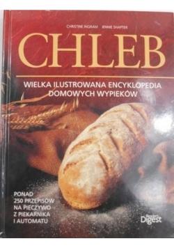 Chleb. Wielka ilustrowana encyklopedia domowych wypieków