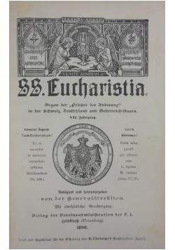 SS. Eucharistia, ok. 1935 r.