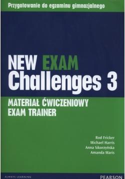 New Exam Challenges 3 Exam Trainer Materiał ćwiczeniowy