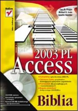 Access 2003 PL