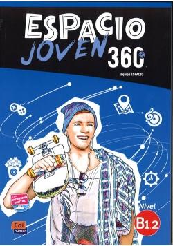 Espacio Joven 360 B1.2 Libro del alumno