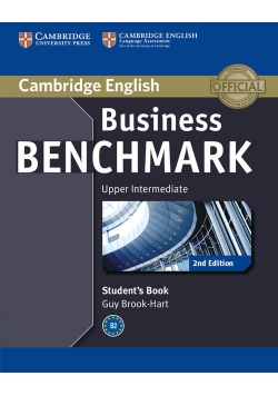 Business Benchmark Upper Intermediate Student's Book