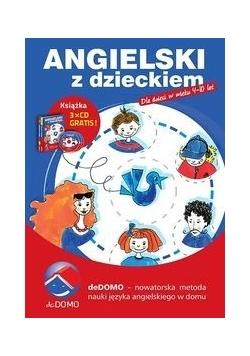 Angielski z dzieckiem, płytaCD