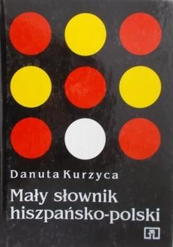 Mały słownik hiszpańsko - polski