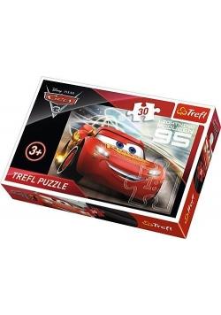 Puzzle 30 Zygzak McQueen TREFL