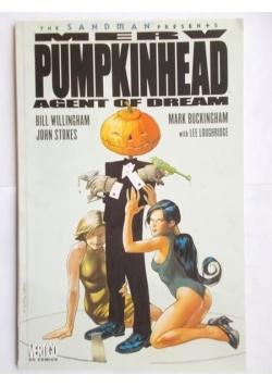 Merv Pumpkinhead: Agent of dream