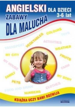 Angielski dla dzieci z.17 3-6 lat w. 2015 LITERAT