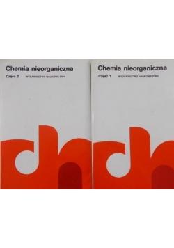 Chemia nieorganiczna - 2 części