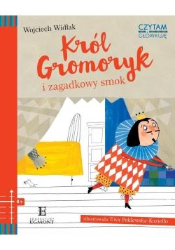 Czytam i główkuję - Król Gromoryk i zagadkowy smok