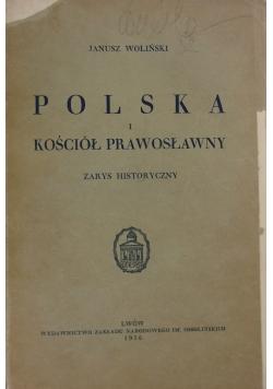 Polska i Kościół Prawosławny, 1936r.