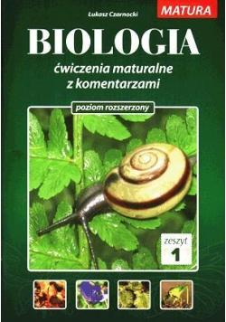 Biologia ćwiczenia maturalne z koment. T.1 MEDYK