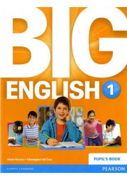 Big English 1 PB PEARSON