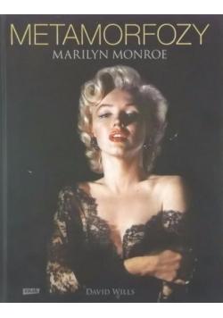 Metamorfozy Marilyn Monroe