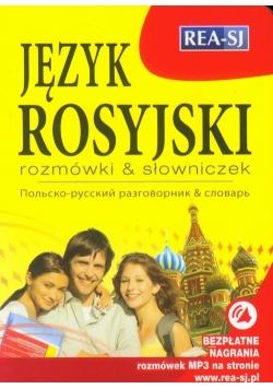 Język rosyjski Rozmówki i słowniczek