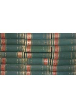 Die grosse Brockhaus Handbuch, 21 tomów, ok 1930r.