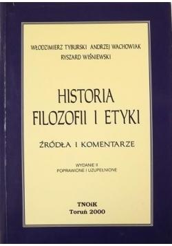 Historia filozofii i etyki
