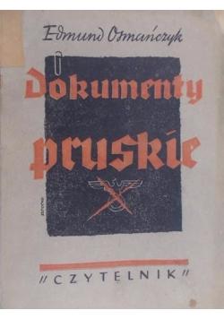Dokumenty pruskie, 1947 r.